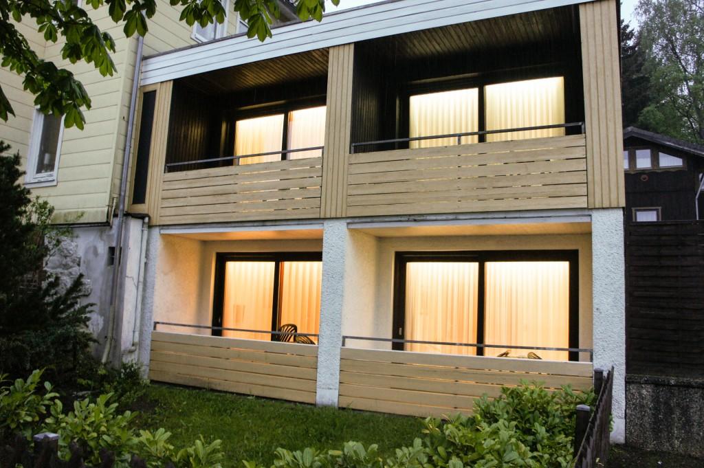 Außenansicht Haus Winkel